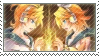 Kagamine Rin Len by just-stamps