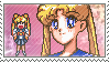 Sailor Moon 01 by just-stamps