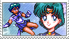 Sailor Mercury 03 by just-stamps