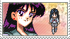 Sailor Mars 01 by just-stamps