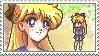 Sailor Venus 01 by just-stamps