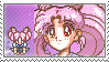 Sailor Chibi Moon 01 by just-stamps