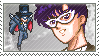 Tuxedo Mask 02 by just-stamps