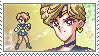Sailor Uranus 02 by just-stamps