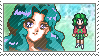 Sailor Neptune 01 by just-stamps