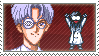 Prof. Tomoe by just-stamps