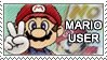 SSB: Mario User by just-stamps