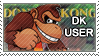 SSB: Donkey Kong User by just-stamps