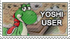 SSB: Yoshi User by just-stamps