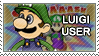 SSB: Luigi User by just-stamps