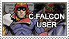 SSB: Captain Falcon by just-stamps