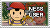 SSB: Ness User by just-stamps