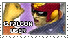 SSBM: Captain Falcon User by just-stamps