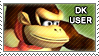 SSBM: Donkey Kong User by just-stamps