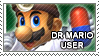 SSBM: Dr Mario by just-stamps