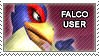 SSBM: Falco by just-stamps