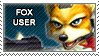 SSBM: Fox by just-stamps