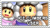 SSBM: Ice Climbers by just-stamps