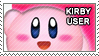 SSBM: Kirby by just-stamps