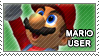 SSBM: Mario User by just-stamps
