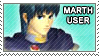 SSBM: Marth by just-stamps