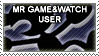 SSBM: Mr Game and Watch User by just-stamps