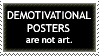 Demotivational Posters by just-stamps