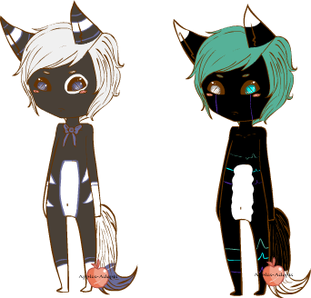 Wolf Adopts! -Open- by Apples-Adopts