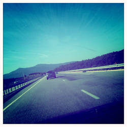 On the road again...