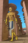 Djoser the Cleric
