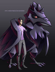 Conalt and Corviknight