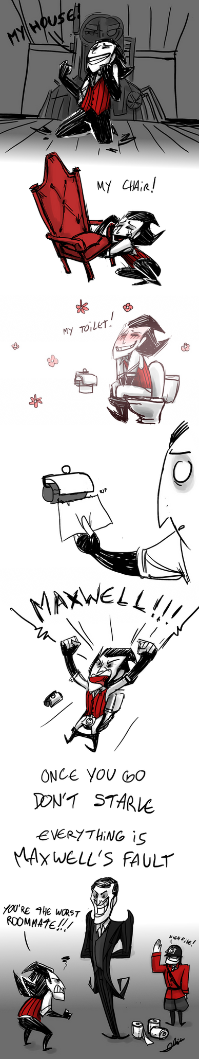 Maxwell's Fault by TFresistance