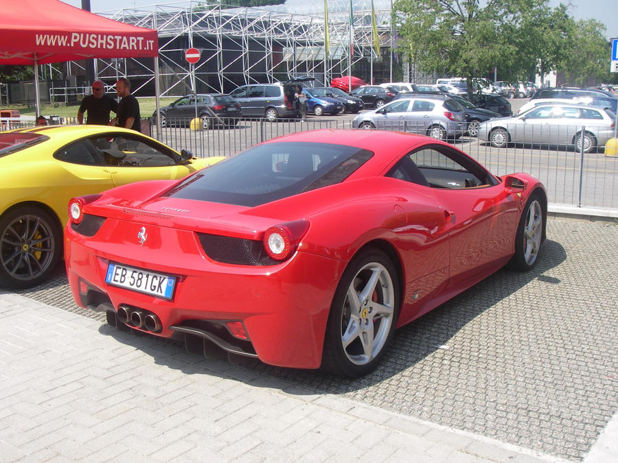<b>Ferrari 458 Italia</b> (black/<b>red</b>) - 50000 - YouTube