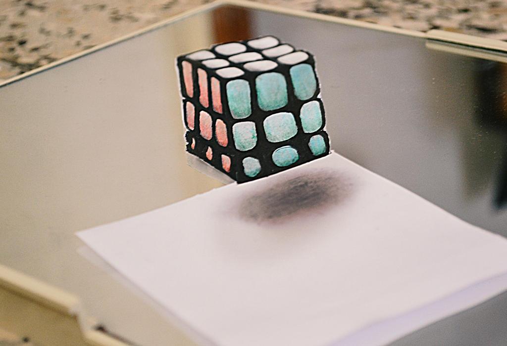 Smart Cube 3D by mechakra
