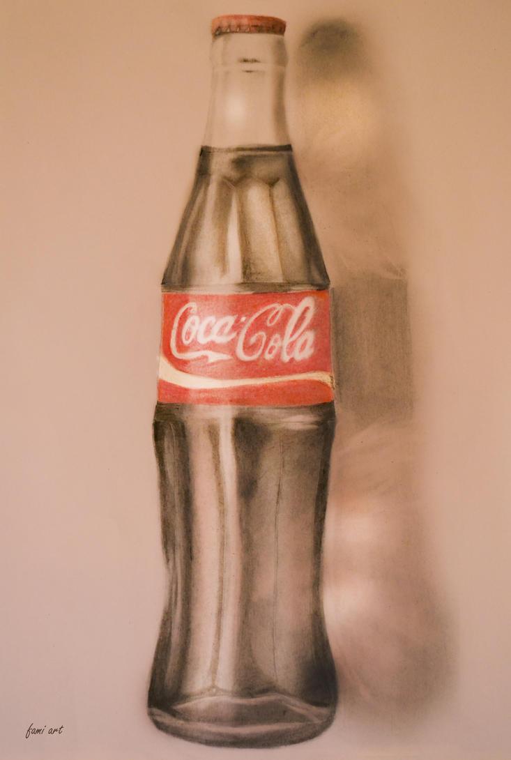 Coca Cola by mechakra