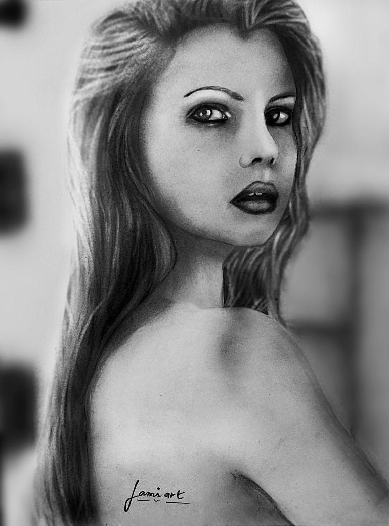 Laura Maya by mechakra
