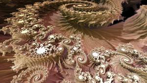 Mandelbulb spirals by KrzysztofMarczak