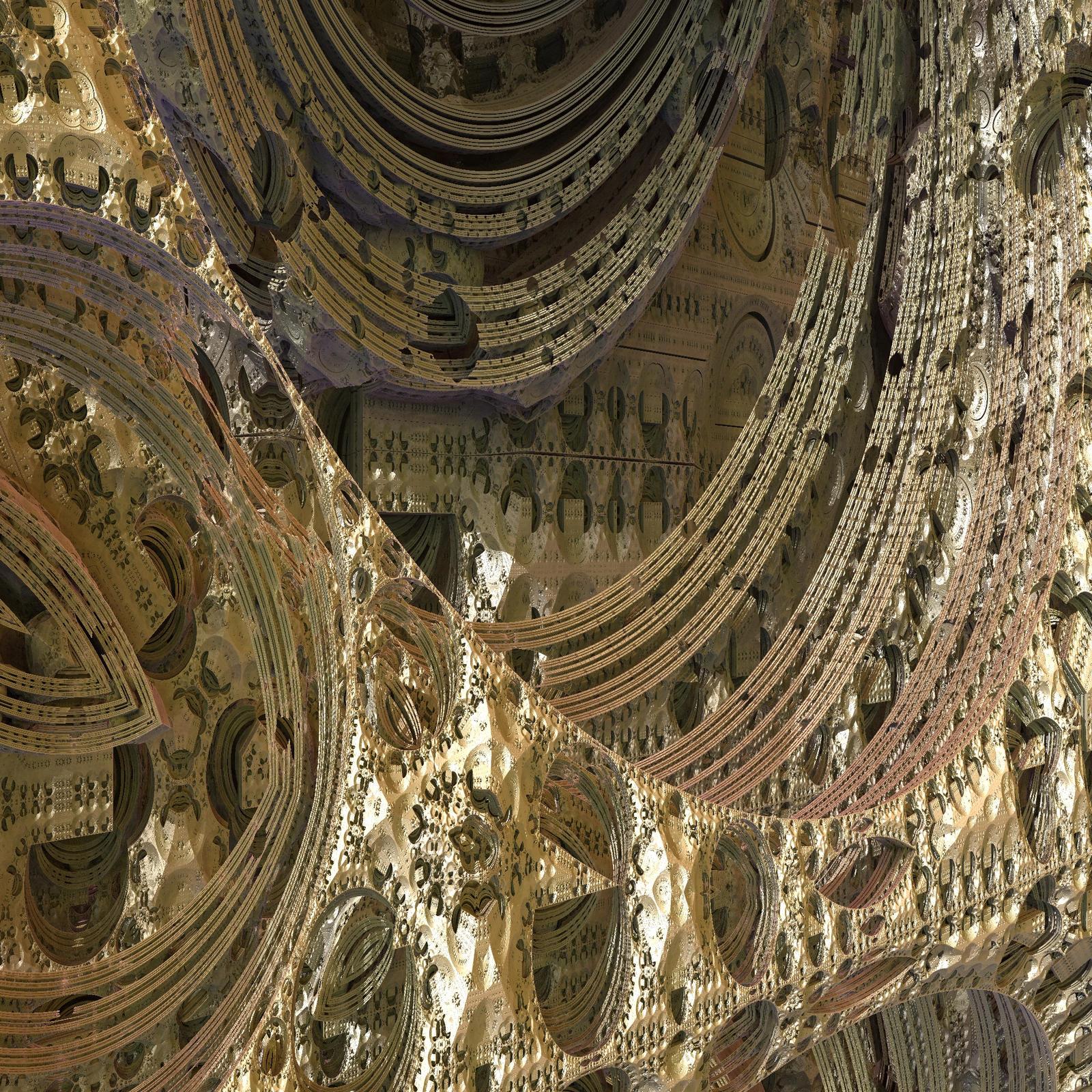 Inside Tglad's Cube by KrzysztofMarczak