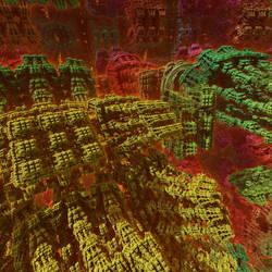 Folded quaternions by KrzysztofMarczak