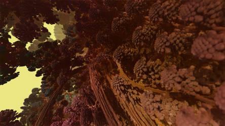 Mandelbulb deep zoom DOF by KrzysztofMarczak