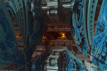 Entrance 2 by KrzysztofMarczak