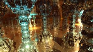 Raytraced reflections 7 by KrzysztofMarczak