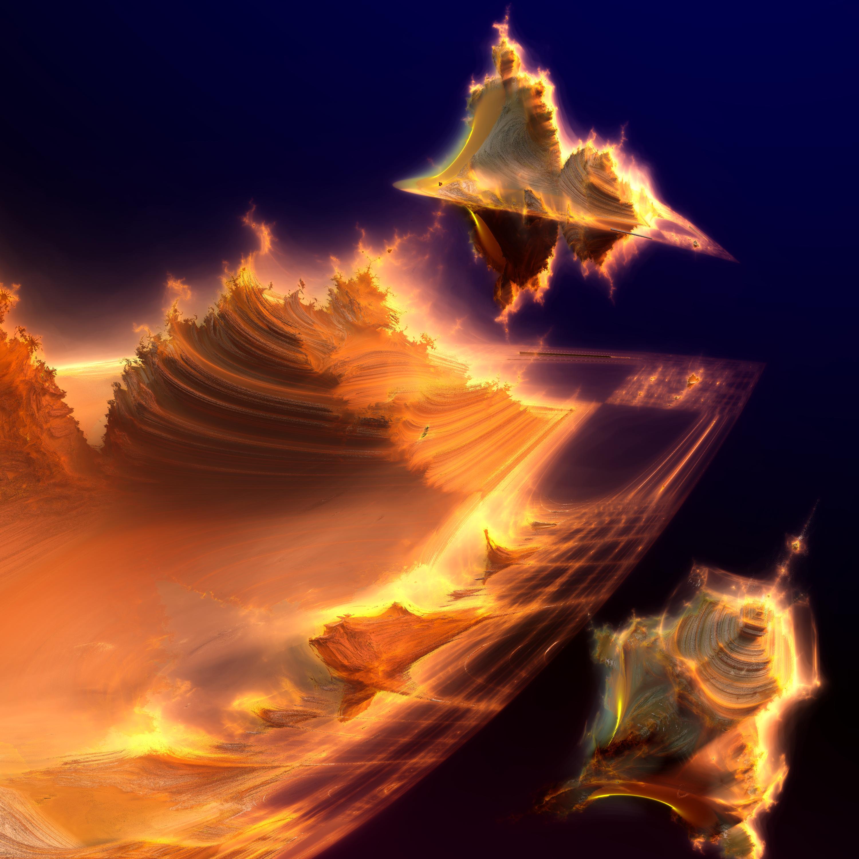 Aexion fractal by KrzysztofMarczak