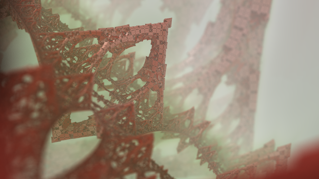 Mandelbox rendered with OpenCL engine
