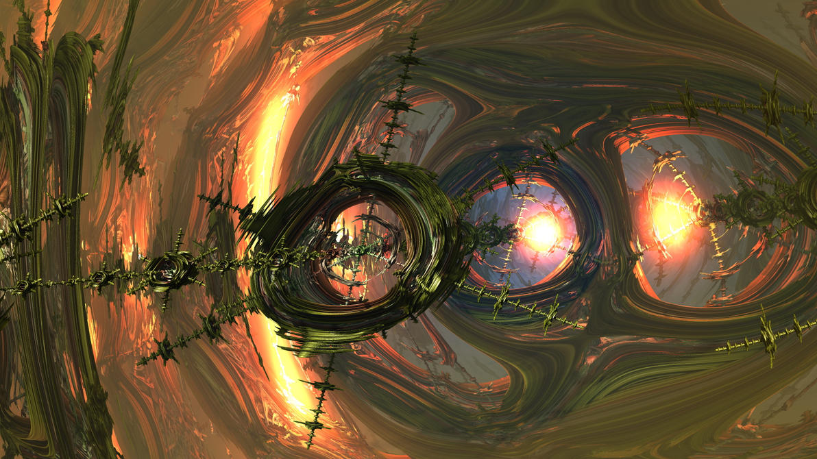 Bristorbrot fractal by KrzysztofMarczak