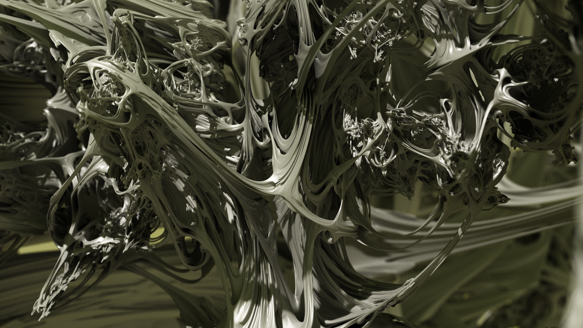 Xenodreambuie's fractal 005 by KrzysztofMarczak