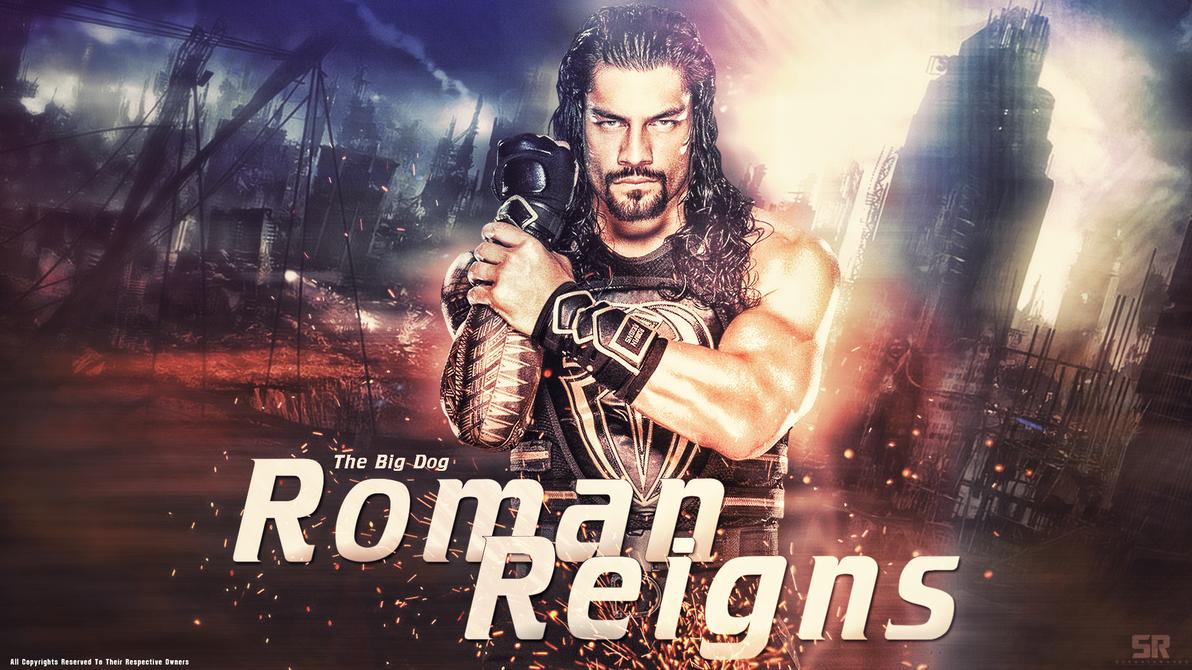 Roman Reigns Wallpaper 2016 by Subinraj on DeviantArt