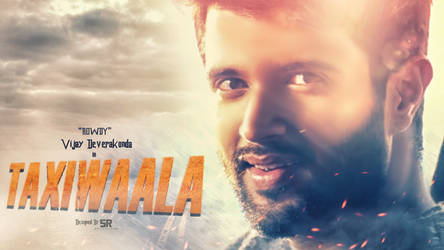 Taxiwala Poster HD