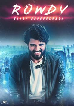 Vijay Deverakonda Rowdy Poster 2019 HD
