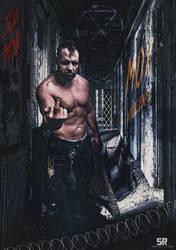 Jon Moxley AEW Wallpaper 2019
